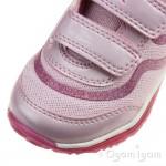 Geox Todo Girls Pink-Fuchsia Trainer