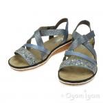 Rieker V366310 Womens Sky Sandal