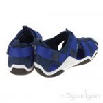 Geox Wader Boys Navy-Royal Waterfriendly Sandal