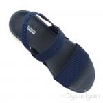 Skechers On The Go Flawless Womens Navy Sandal