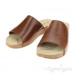 Josef Seibel Tonga 51 Womens Camel Brown Sandal