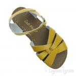 Salt-Water Original Girls Mustard Yellow Waterfriendly Sandal