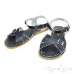 Salt-Water Classic Womens Navy Waterfriendly Sandal