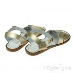 Salt-Water Classic Womens Gold Waterfriendly Sandal