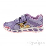 Geox Shuttle Girl Violet-Lilac Pokemon Trainer