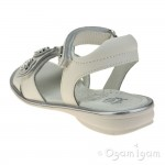 Lelli Kelly Noemi Girls Bianco White Sandal