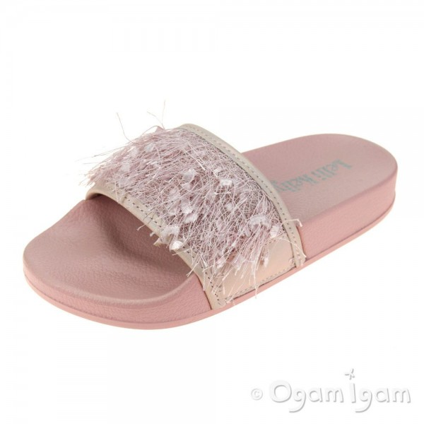 Lelli Kelly Ivana Girls Rosa Mule Sandal