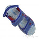 Primigi PTU 33974 Boys Blue-Red Sandal