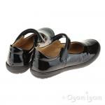 Froddo G31400531 Girls Black Patent School Shoe