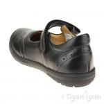 Froddo G3140077 Girls Black School Shoe