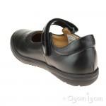 Froddo G3140053 Girls Black School Shoe