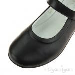 Primigi 44411 Girls Black School Shoe