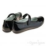 Primigi 44411 Girls Black Patent School Shoe