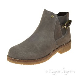 Hush Puppies Alaska Womens Grey Boot