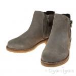 Hush Puppies Alaska Womens Grey Boot