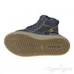 Geox Alonisso Boys Navy Boot