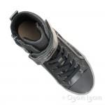 Geox Kalispera Girls Dark Grey Boot