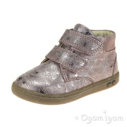 Primigi 44038 Girls Phard Pink Metallic Boot
