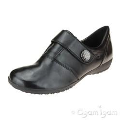 Josef Seibel Naly 21 Womens Black Shoe