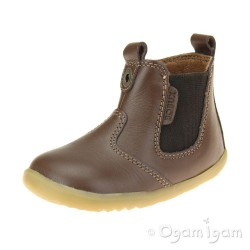Bobux Jodhpur Girls Boys Toffee Boot