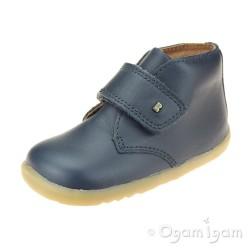 Bobux Desert Infant Boys Navy Boot
