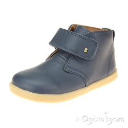 Bobux Desert Boys Navy Boot