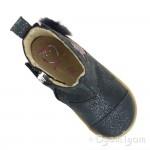 Shoo Pom Bouba Pimpin Girls Navy Boot