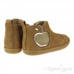 Shoo Pom Bouba New Apple Girls Camel-Gold Boot