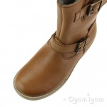 Froddo G3160103 Girls Cognac Boot