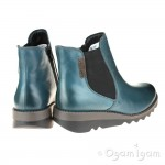 Josef Seibel Lina 05 Womens Azur Ankle Boot