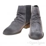 Josef Seibel Daphne 50 Womens Waterproof Asphalt Grey Ankle Boot