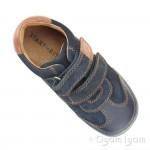 Start-rite Seesaw Boys Navy Shoe