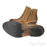 Hush Puppies Isla Womens Tan Ankle Boot
