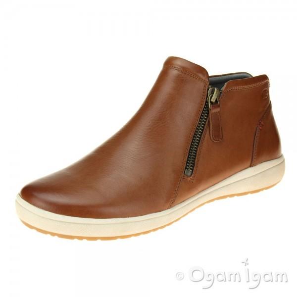 Josef Seibel Caren 09 Womens Cognac Ankle Boot