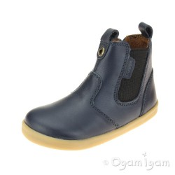 Bobux Jodhpur Boot Boys Girls Navy Boot