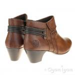 Rieker 7057024 Womens Muskat Ankle Boot