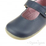 Bobux Delight Girls Navy Shoe