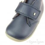 Bobux Desert Infant Boys Girls Navy Boot