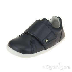 Bobux Boston Boys Navy Shoe