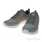 Skechers SkechAir Dynamight Womens Grey-Mint Trainer