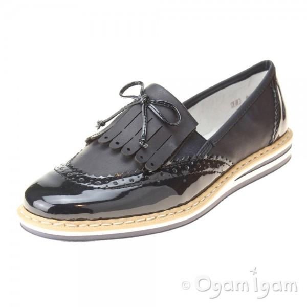 Rieker N027314 Womens Marine Shoe