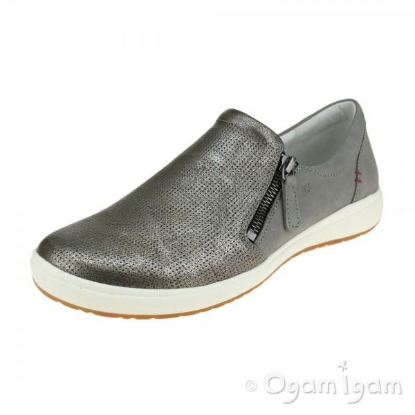 Josef Seibel Caren 22 Womens Platin Shoe