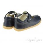 Bobux Delight Girls Navy Mary Jane Shoe