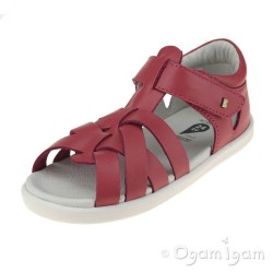 Bobux Tropicana Boys Girls Strawberry Sandal