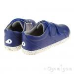 Bobux Grass Court Kids Blueberry Blue Shoe