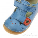 Froddo G2150111 Boys Jeans Blue Shoe