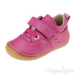 Froddo G2130189 Girls Fuxia Shoe