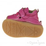 Froddo G2130189 Girls Fuxia Shoe