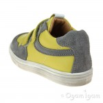 Froddo G21310984 Boys Yellow Shoe