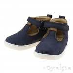 Shoo Pom Bouba Up Sandal Infant Boys Navy-Camel Shoe